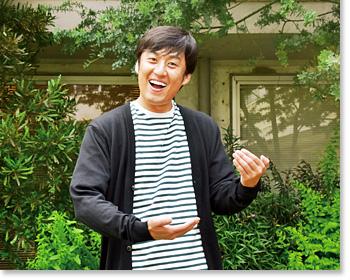 お笑い芸人 山本 博 さん