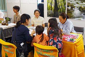 今夏、有楽町の交通会館で開かれた移住相談会のひとコマ
