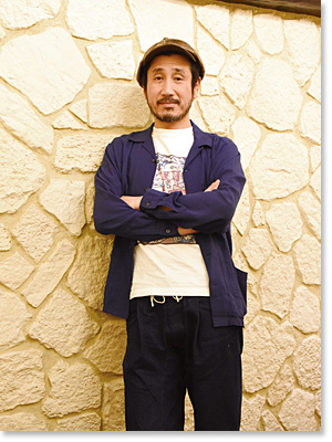 俳優 渋川 清彦 さん