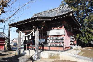 子神社本殿