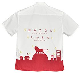 学生がデザインしたシャツ