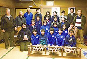 世代を超えて文化を伝え合う、笹森稲荷神社の皆さん