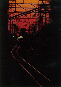 夕焼け色の路(みち)